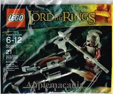 NEW LEGO 5000202 The Lord of the Rings - Blue Cape/Gold Elrond Polybag LOTR Rare