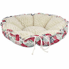"""Harmony Floral Cat Bed, 20"""" L x 20"""" W"""