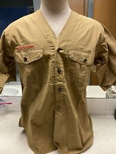 Teens / 20's Sigmnund Eisner Boy Scout Uniform Shirt - Nos