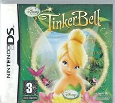 Disney fairies TINKERBELL  Nintendo Ds (plays 3ds 2ds in 2D) girls games