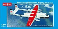 Mikro-Mir - 144-014 - Armstrong-Whitworth Argosy (200 series) BEA Cargo  **NEW**