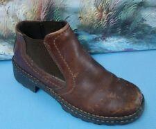 Eastland Men's Newport Brown Slip-On Shoe Leather Loafer Sz 6