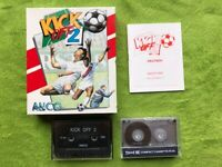 C64 / Commodore - Kick Off 2