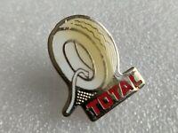 Pin's vintage épinglette collector publicitaire TOTAL LOT PC008