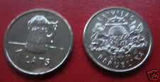 Latvia Lettland 2011 1 Lats Beer Mug coin 2011 year  UNC