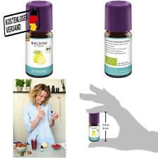 Baldini - Zitronenöl Bio,100% Naturreines Ätherisches Bio Zitronen Öl Fein, 5
