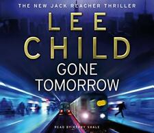 Gone Tomorrow: (Jack Reacher 13) by Lee Child | Audio CD Book | 9781846571602 |