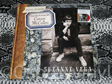 Suzanne Vega Lover Beloved Carson McCullers Red Vinyl Ltd 1000 Copies Sealed