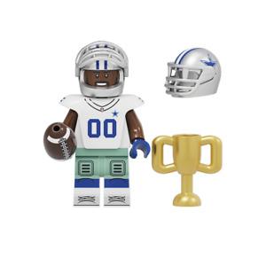 NFL Dallas Cowboys American Football Block Figure