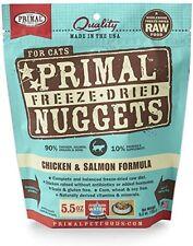 Primal Pet Foods Freeze-Dried Feline Turkey Formula(14oz) with Feline Feathers