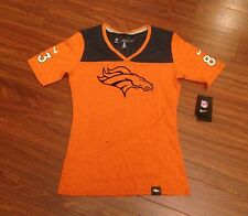 Wes Welker Denver Broncos Nike Jersey Shirt Women's Large New With Tags
