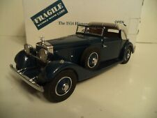 DANBURY MINT HISPANO SUIZA J12     1934  IN  BOX