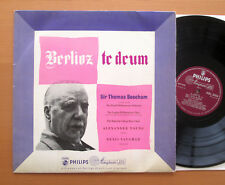 ABL 3006 Berlioz Te Deum Sir Thomas Beecham Philips Minigroove EXCELLENT LP