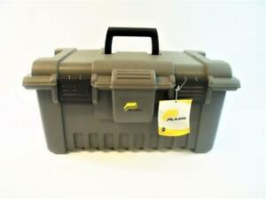 Plano Molding 22-Inch BAB Power Tool Box with Tray, Model: 781 Graphite Gray New