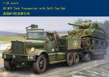 Merit 1/35 63502 U.S. M19 Tank Transporter with Soft Top Cab