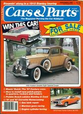 1987 Cars & Parts Magazine: 1932 Hudson Greater Eight Coupe/1970 Ford Cobra Jet