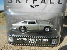 2016 Hot Wheels HOLLYWOOD *JAMES BOND 007 SKYFALL* 1963 Ashton Martin DB5 *NIP*
