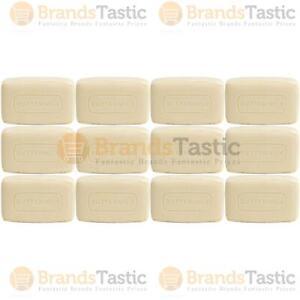 12 x BUTTERMILK BATHROOM HOTEL GUEST HAND BODY WASH SOAP BARS 70G