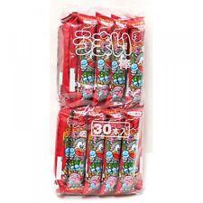 UMAIBO 30 Bars  Takoyaki Flavors Made in Japan Snack