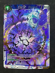 CREASED Dirty Burst Dragon Ball Super TCG - Draft Box 05 - Divine Multiverse