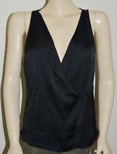 Brand New - Something Else By Natalie Wood Black Sleeveless Blouse - AU12 / US8