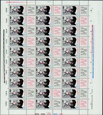 DDR Nr. 3202 postfrisch im Zusammendruckbogen, DV, Zdr-Bogen, Bogen