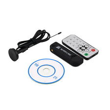 RTL2832U+R820T DVB-T USB Digital TV Tuner Receiver Support SDR F.Laptop PC XP
