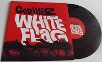 "Gorillaz White Flag 10"" Vinyl Record Store Day 2010"
