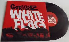 "Gorillaz White Flag 10"" Vinyl Record Store Day 2010"
