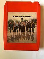 Blood Sweat & Tears - 3  8 Track Tape Tested C
