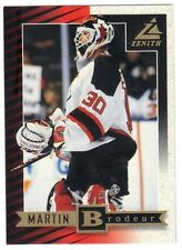 MARTIN BRODEUR NEW JERSEY DEVILS 1997-98 ZENITH FROM DARE TO TEAR #21