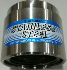 "Shorelander 4410247 Stainless Steel 1.980"" Bearing Protector"