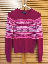 Bergdorf Goodman Collection, cashmere sweater, size S