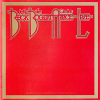 BECK. BOGERT & APPICE-LIVE-JAPAN 2 LP Ltd/Ed O75