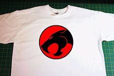 Thundercats T Shirts, White Fruit of The Loom,  Size Medium