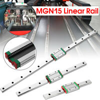 15mm MGN15H CNC Miniature Linear Rail Sliding Motion Guide & Block