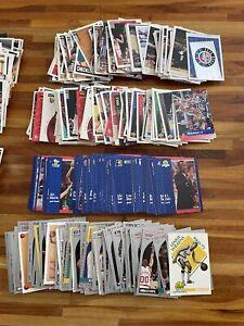 lot cartes nba Upper Deck Hoops Fleer