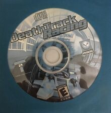 Death Track Racing (PC CD-ROM 2000)RARE VINTAGE COLLECTIBLE-SHIPS WITHIN 24 HOUR
