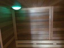 Infrarot Sauna - Wärmekabine - Infrarotkabine