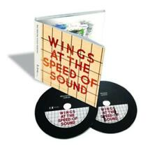 Wings-at the Speed of Sound (2014 Remastered) - 2xcd NUOVO