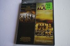 Magnificent Seven/The Alamo [2 Discs] DVD Region 1 WS
