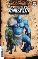 WAR OF REALMS PUNISHER #1 COVER D Connecting Variant Marvel Comics 2019