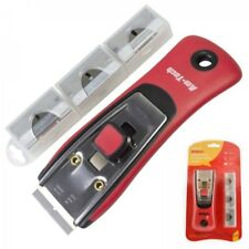 Heavy Duty Razor Blade Scraper inc 30 Blades Paint Varnish Remover Decorating