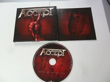 Accept - Blood Of The Nations (CD 2010) Heavy Metal