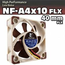 NOCTUA NF-A4x10 FLX 3Pin Low Noise Cooling Fan PC Computer Cooler 40x40x10mm n_o