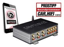 EA-D8 - EMPHASER DIGIT 8-CH DSP mit Bluetooth-Audio - 8-Kanal Vorverstärker