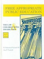 Free Appropriate Public Education: The Law and Chi