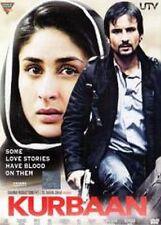 KURBAAN (2009) SAIF ALI KHAN, KAREENA KAPOOR ~ BOLLYWOOD HINDI DVD