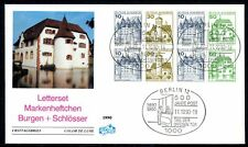 Bund H-Blatt 27 II Letterset Ersttagsbrief/ FDC (Q10929