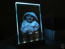 MOTHERS DAY LASER PHOTO GLASS PLATE GIFT FAMILY KIDS PETS WEDDING BIRTHDAY g